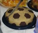 Lecker! Fußballkuchen